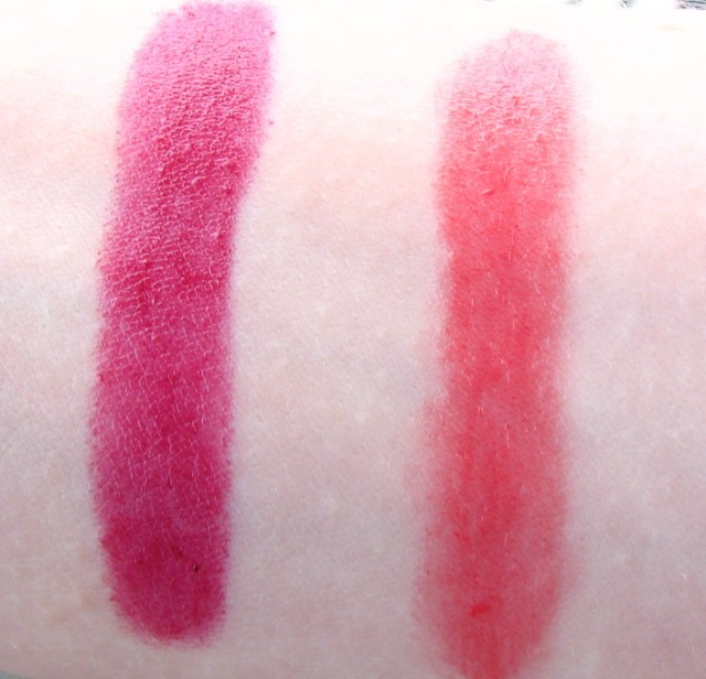 Daylight swatches