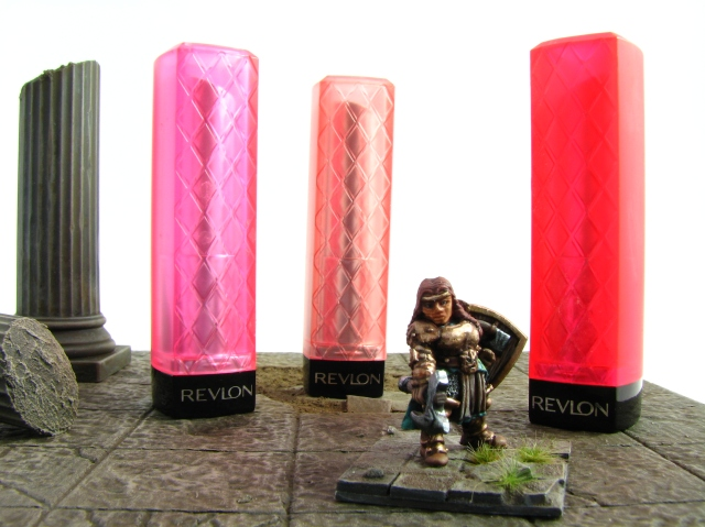 When Sigryn tells you that these Colorburst Lip Butters are good, you'd better believe her. And her Axe.