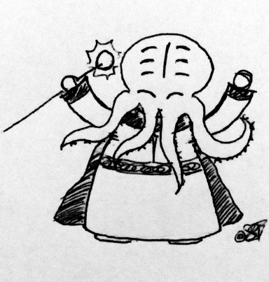 happy mindflayer