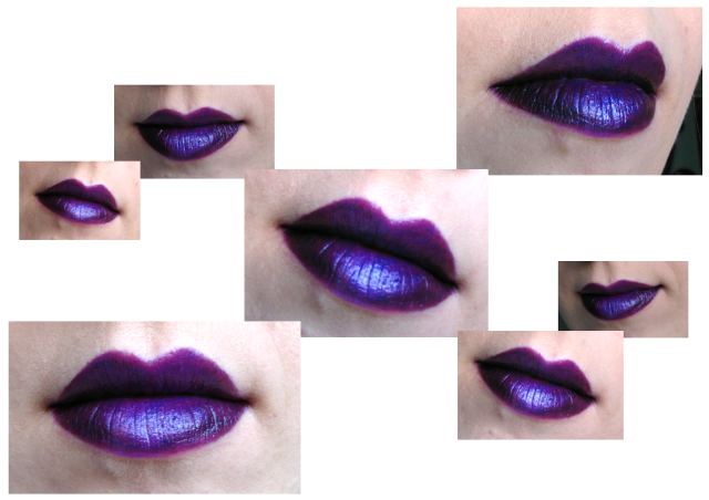 Make Up Forever #15 Pearl Violet