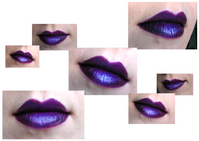 Make Up Forever #15 Pearl Violet