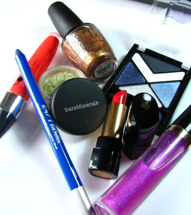 Rainbow Makeup!