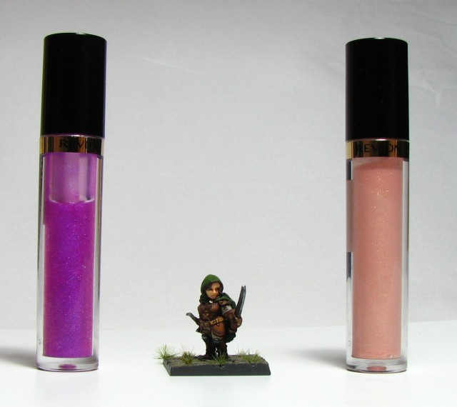 Revlon Super Lustrous Lipgloss Sugar Violet Snow Pink