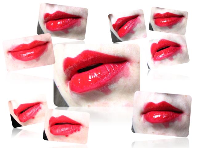 Lipsvampire lips for halloween