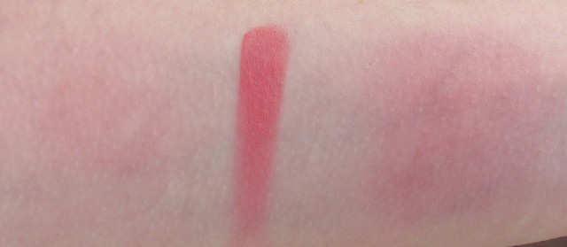 Chanel Cream blush in # 65 Affinite swatch