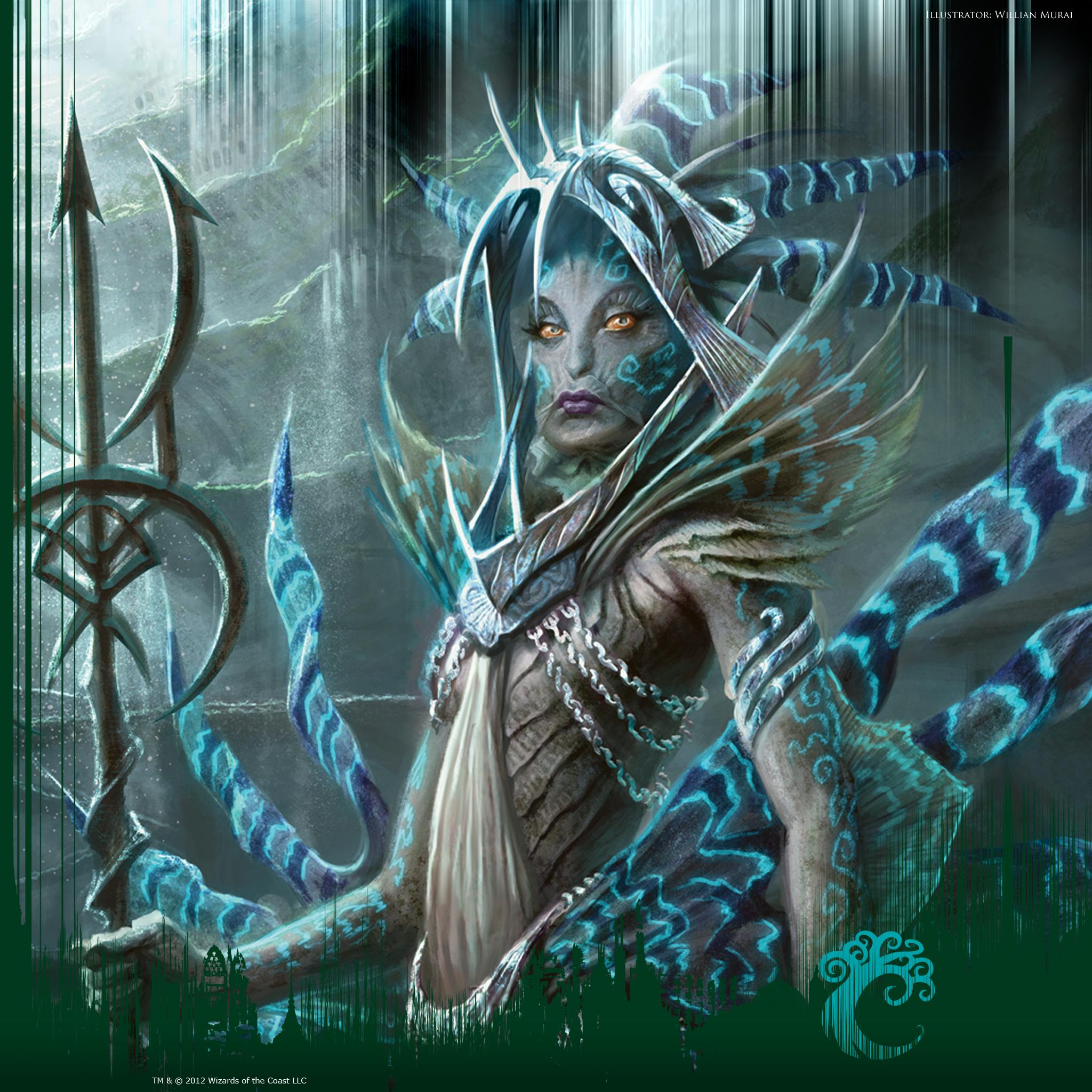 Fantasy water creatures - photo#18