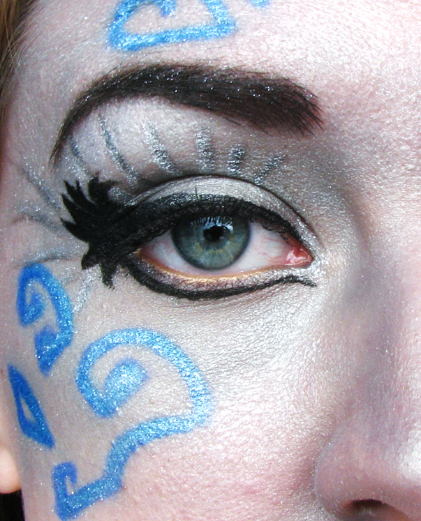 Prime Speaker Zegana full makeup look