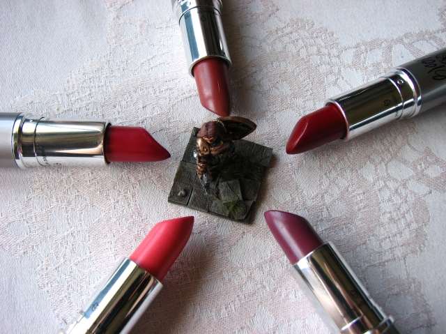 Bloom Lipstick Swatch and Review Tangerine, Tint, Petal, Charleston, Ragtime