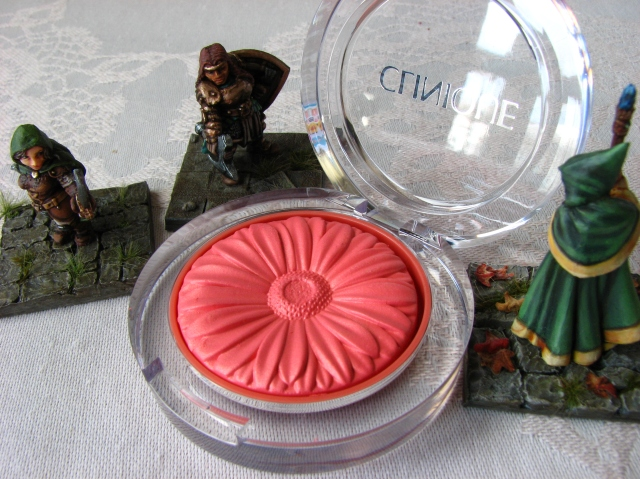 Clinique Cheek Pop Blush in Peach Pop