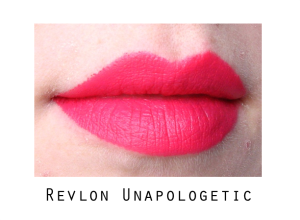 Revlon Colorburst Matte Balm Unapologetic Shameless Lip Swatch