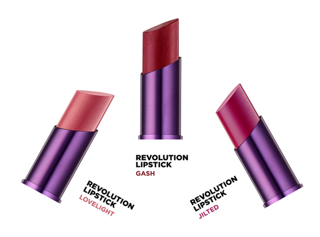 April Wishlist: UD Lipsticks in Lovelight, Gash and Jilted