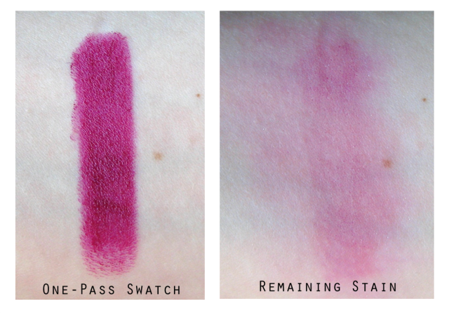Urban Decay Revolution LIpstick in Venom Review and Swatches