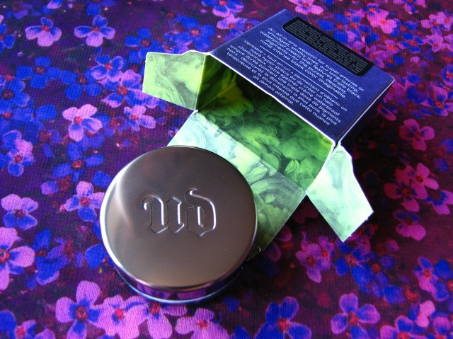 Urban Decay Super Saturated Cream Eyeliner in Perversion review and swatches