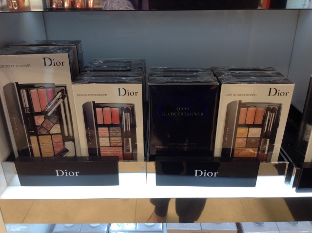 Dior Travel Exclusive Palettes