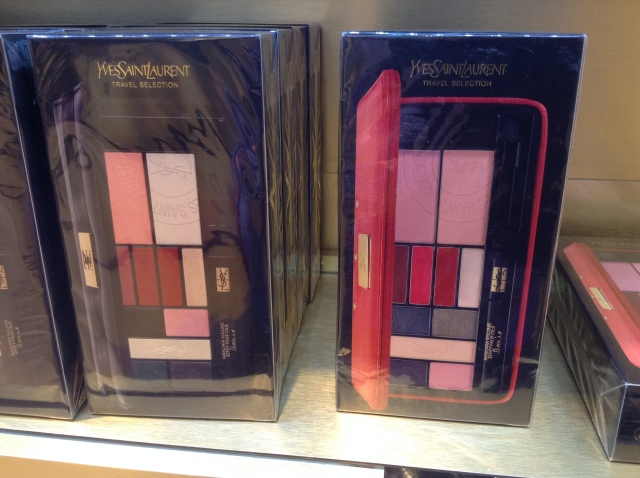 YSL travel Exclusive Palettes