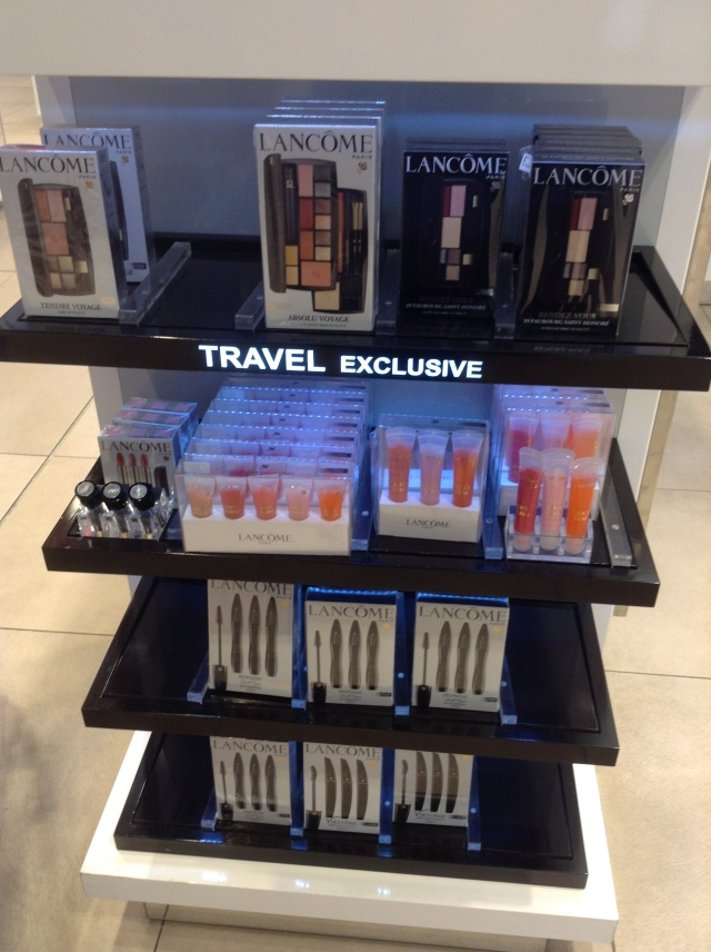 Lancome Tavel Exclusives!