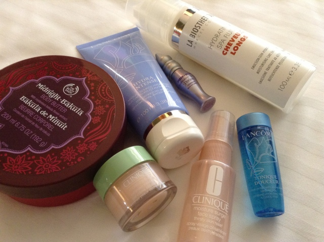 Desert and Travel Skincare Essentials