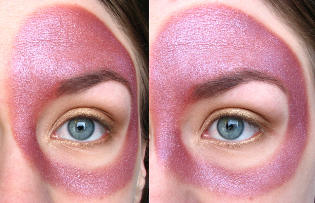 Minsc Eye Makeup Look 1
