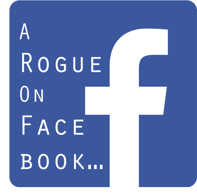 The Painted Rogue Now On Facebook!