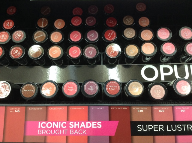 Revlon Legacy limites edition lipsticks New Zealand release swatches