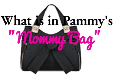 What does an adventuring mama take in her kitbag?
