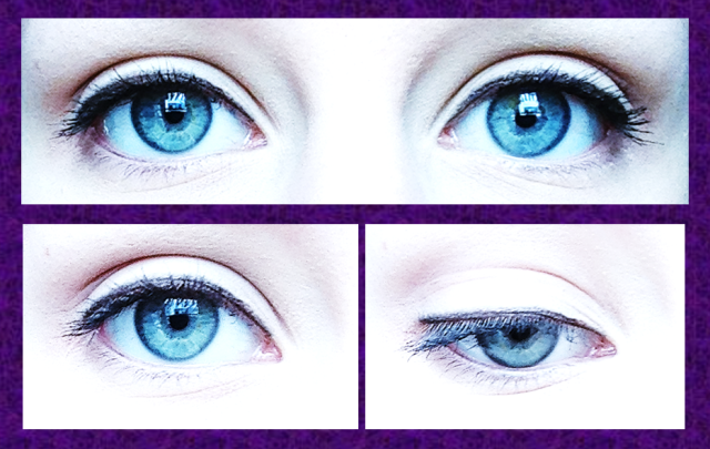Everyday eye look_saturation
