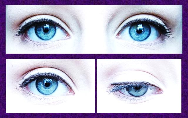 Everyday eye look_saturation