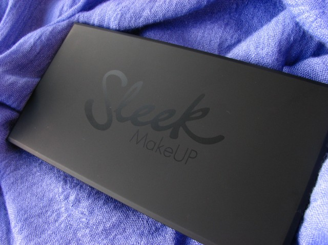 Sleek Storm Palette Review and Swatches