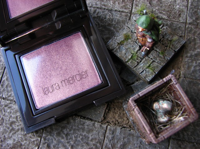 Laura Mercier African Violet Eyeshadow Amethyst Caviar Stick Review and Swatches