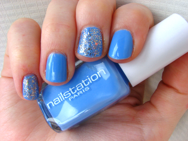 Nailstation Paris Cocorico swatch and review 2