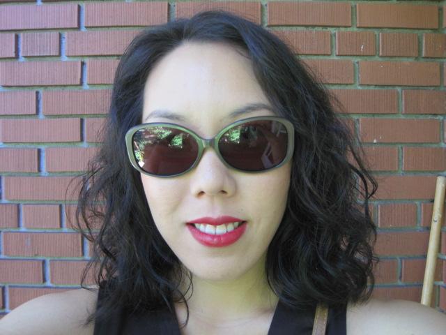 Liz from Beauty Redcutionista