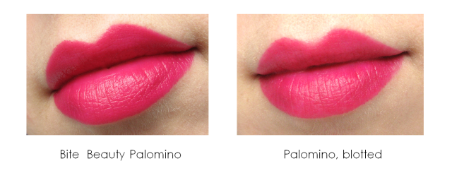 Bite Beauty Palomino Lipstick Review and Swatches