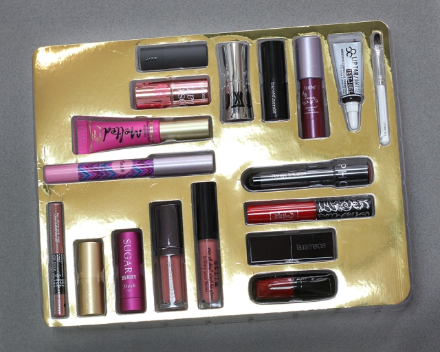 Sephora Give Me More Lip Set 2014 Review and Swatches