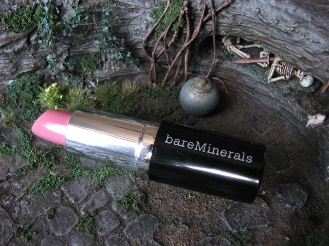 Bare Minerals Speak Your Mind Lipstick Swatches and Review 2