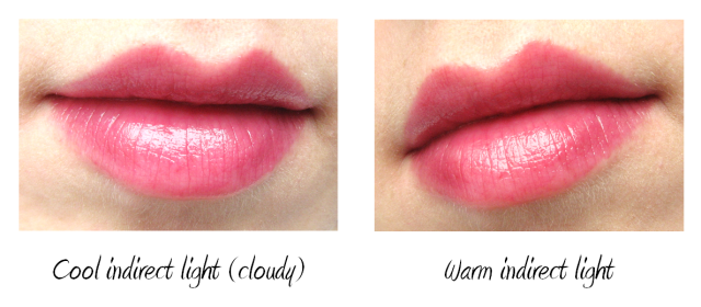 Fresh Sugar tinted lip treatment in Berry review and swatches