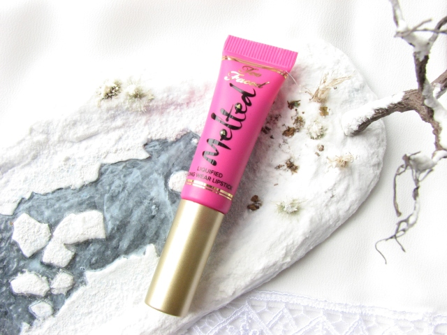 Too Faced Melted Fuchsia Review And Lip Swatchespng