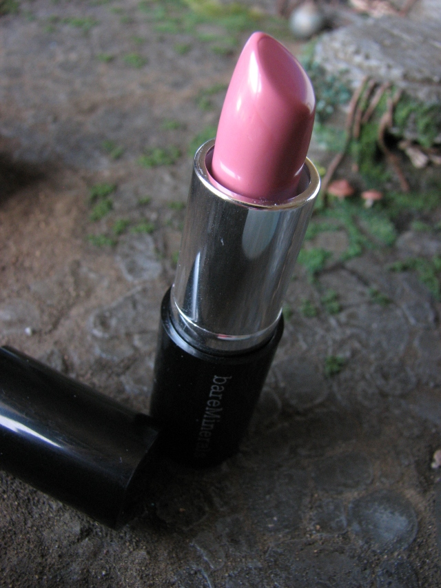 Bare Minerals Speak Your Mind Lipstick Swatches and Review