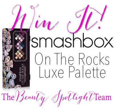 smashbox giveaway